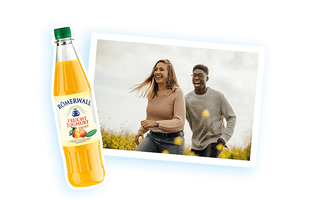 Römerwall Frucht Joghurt Drink